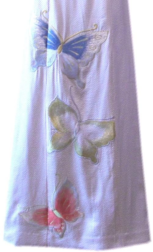 着物リメイク-ドレス