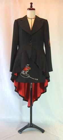 着物リメイク-ステージ衣装-MADOKA-舞台衣装